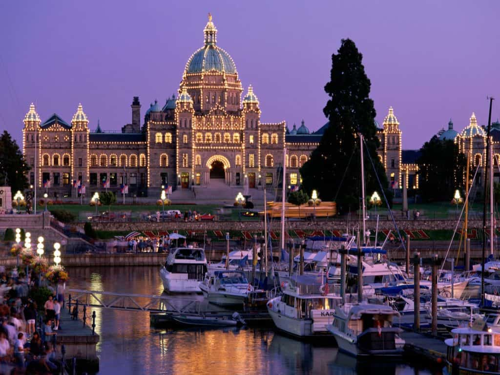 Victoria Is Beautiful