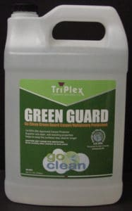 TriPlex Green Guard Carpet Protector