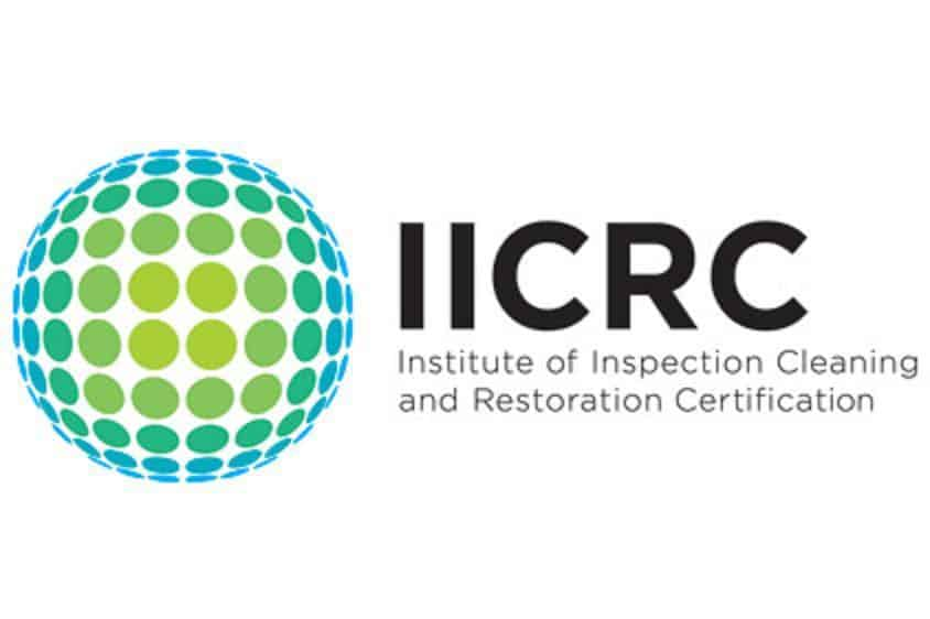 Aquamist is IICRC Certified