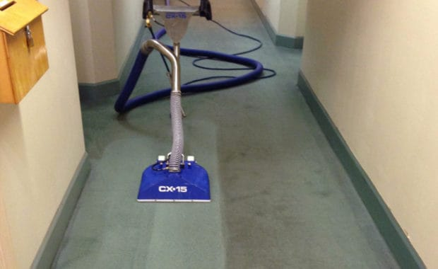 Victoria's Favourite Commercial Carpet Care